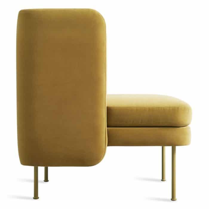 bl1 lngchr oc sidelow bloke lounge chair velvet ochre