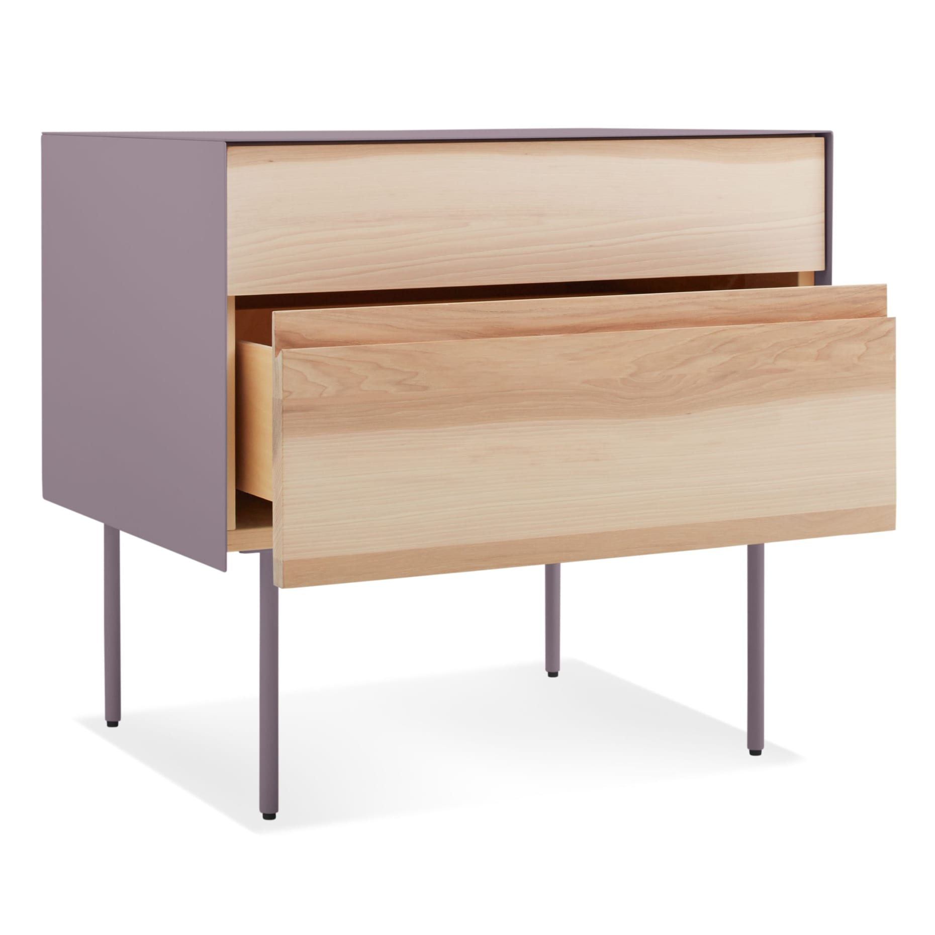cd1 ntdstd oy 34open clad nightstand hickory oyster