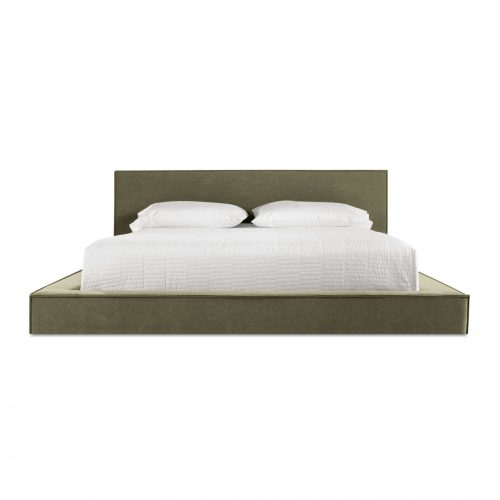 dd1 quenbd ol dodu queen bed olive 1