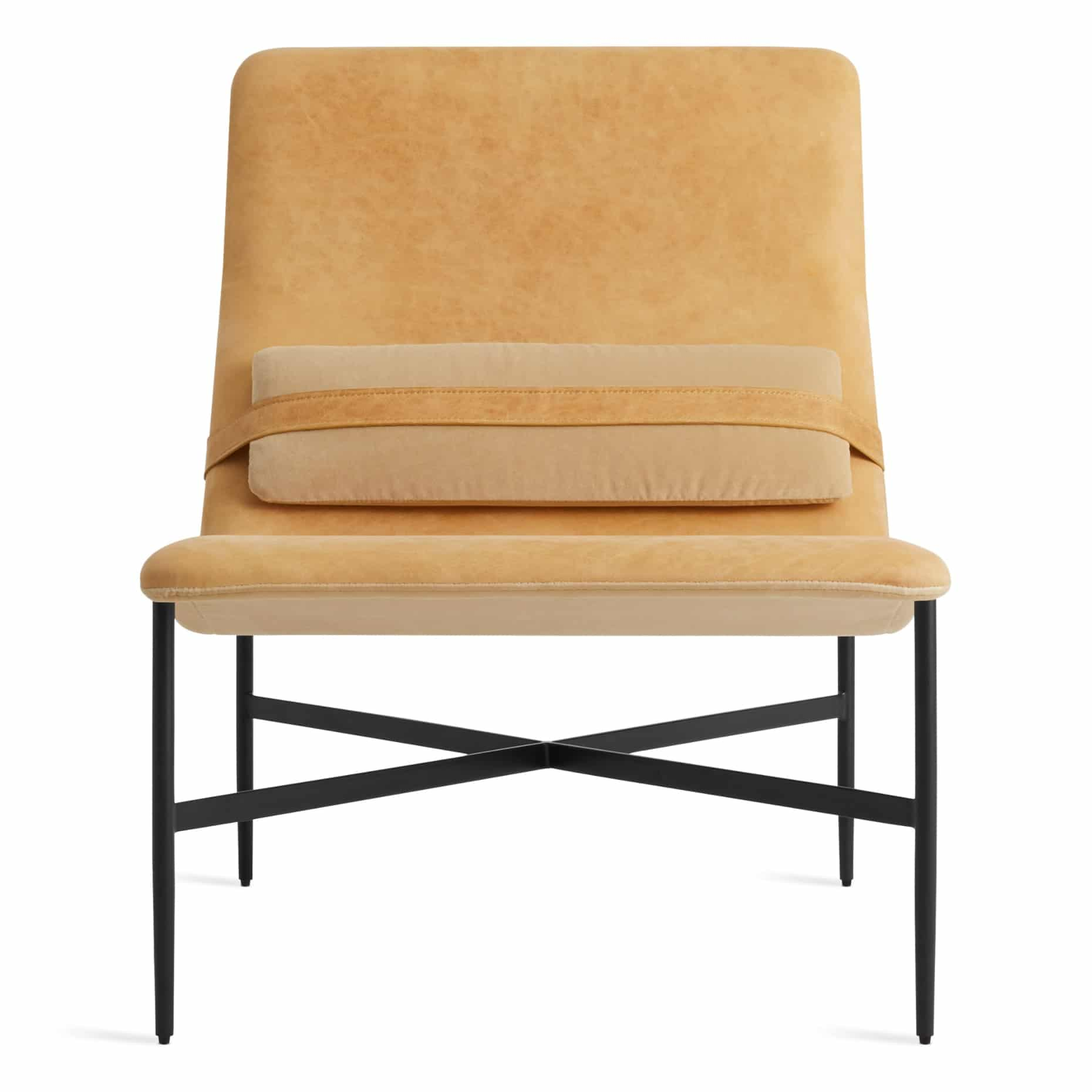 ds1 lngchr ca deep thoughts lounge chair camel leather