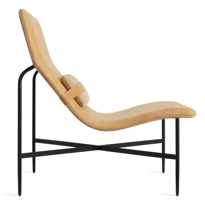 ds1 lngchr ca side deep thoughts lounge chair camel leather