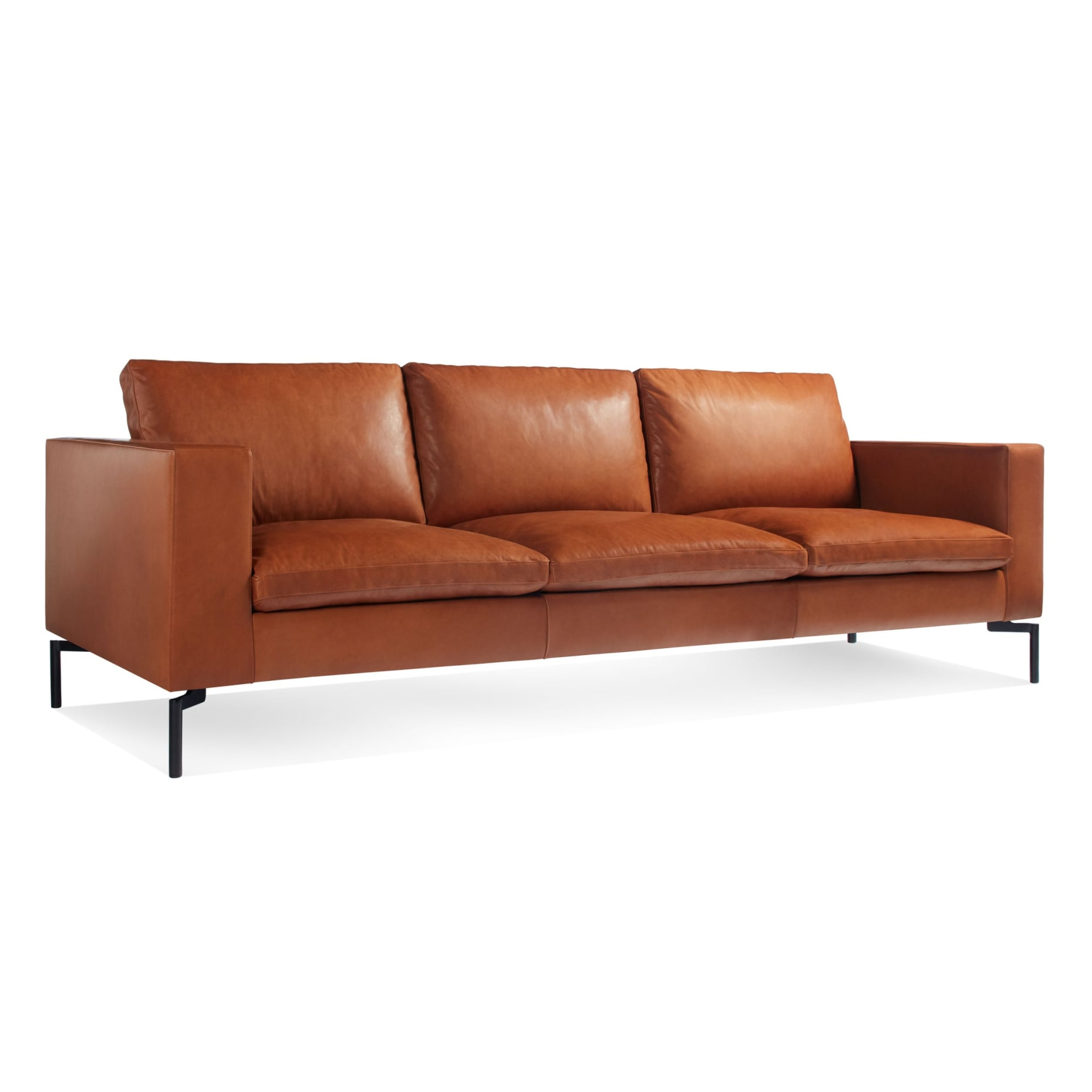 ns1 92sfbk tf 34 new standard 92 inch sofa toffee leather 1