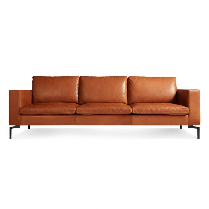 ns1 92sfbk tf new standard 92 inch sofa toffee leather