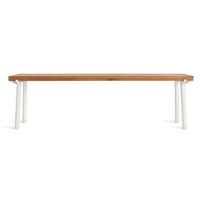br1 bnchok wh frontlow branch bench oak white