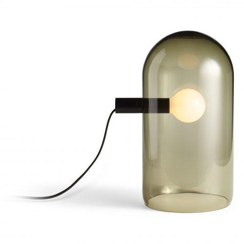 bu1 tblamp ol side bub table lamp olive