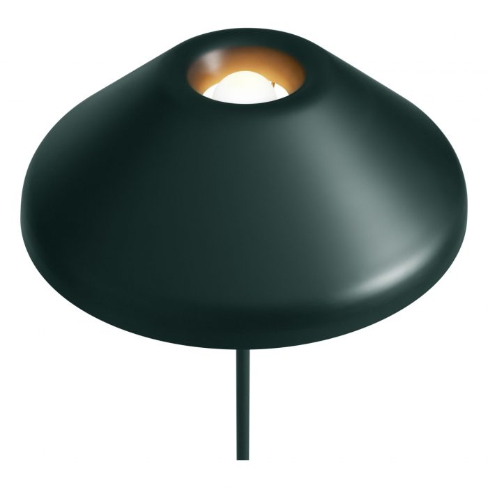 bx1 flrlmp gr overheadon beau floor lamp navy green
