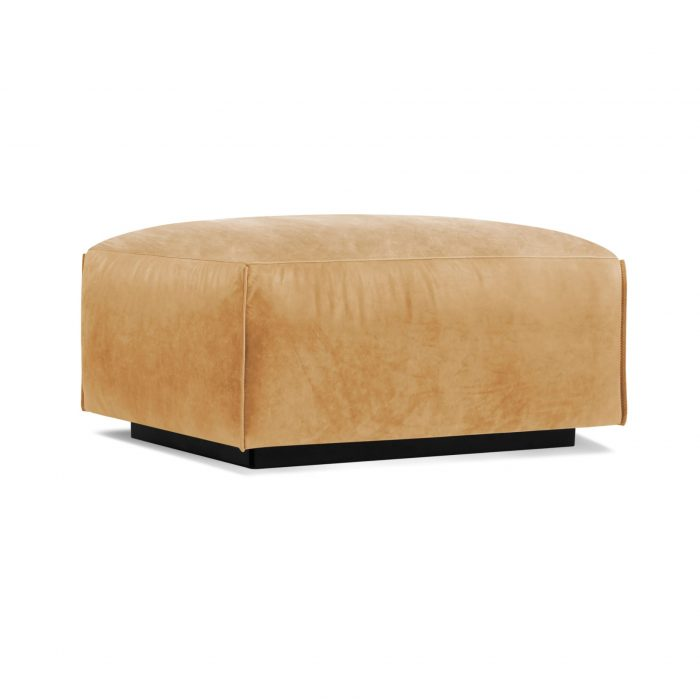 cl1 otooto ca 34 cleon ottoman camel leather