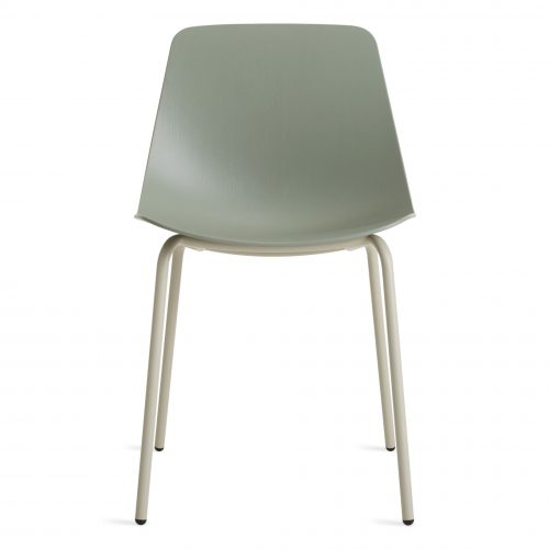 cu1 dinchr gg clean cut dining chair grey green