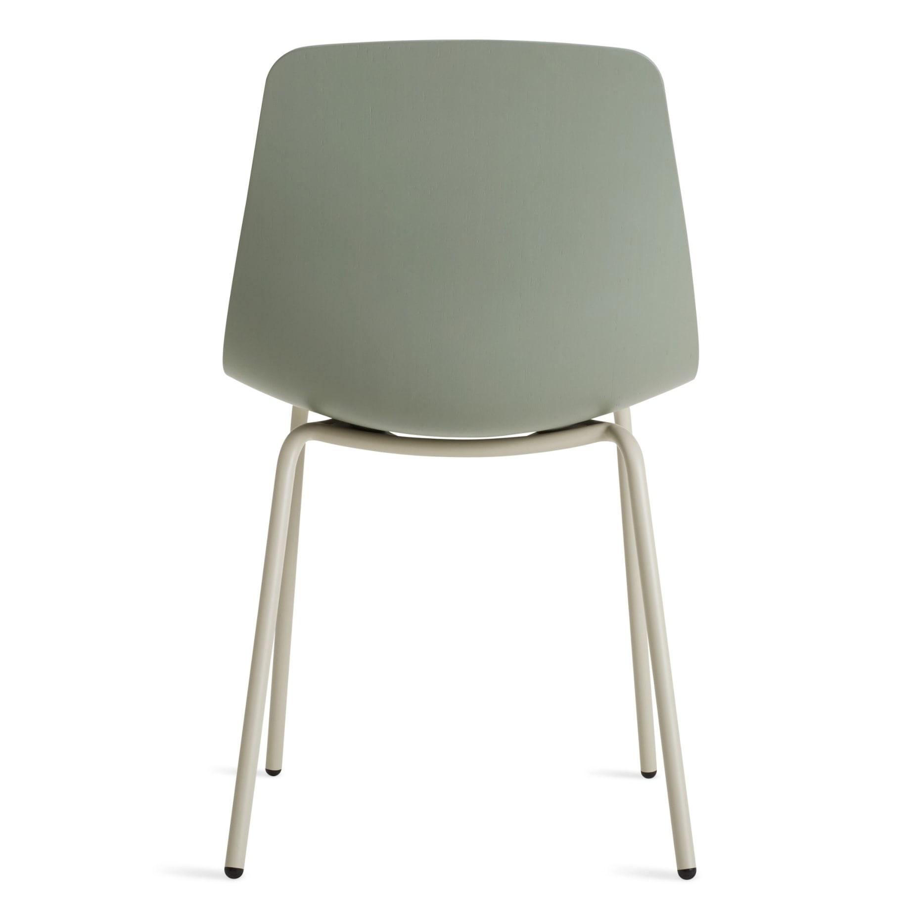 cu1 dinchr gg back clean cut dining chair grey green