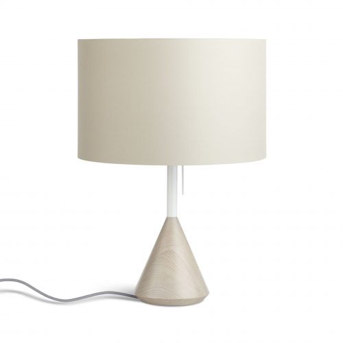 fl1 flaskt as cord flask table lamp ash 3
