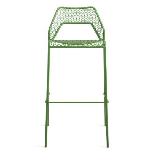 hm1 barstl gr hot mesh barstool green