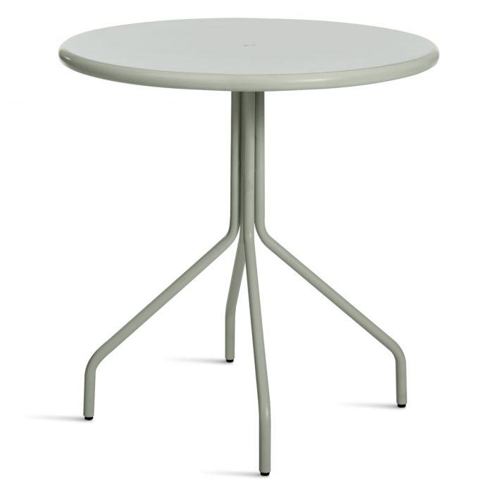 hm1 catb30 gg high hot mesh cafe table grey green