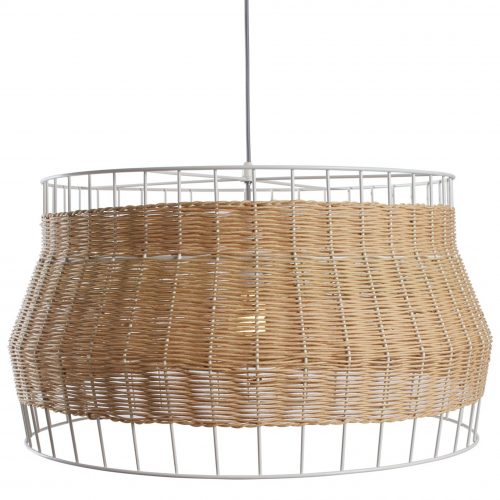 laika large modern pendant light natural