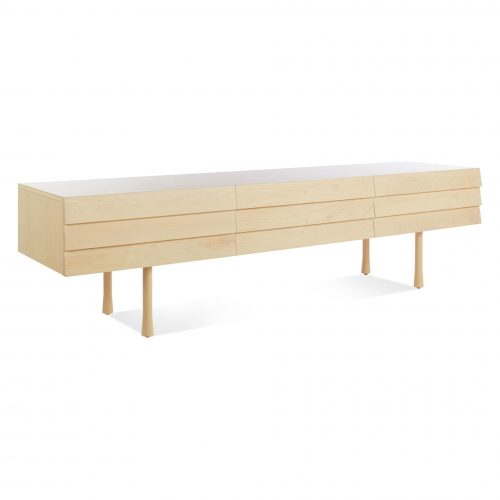 lap 3 drawer dresser maple 3 4 3 1