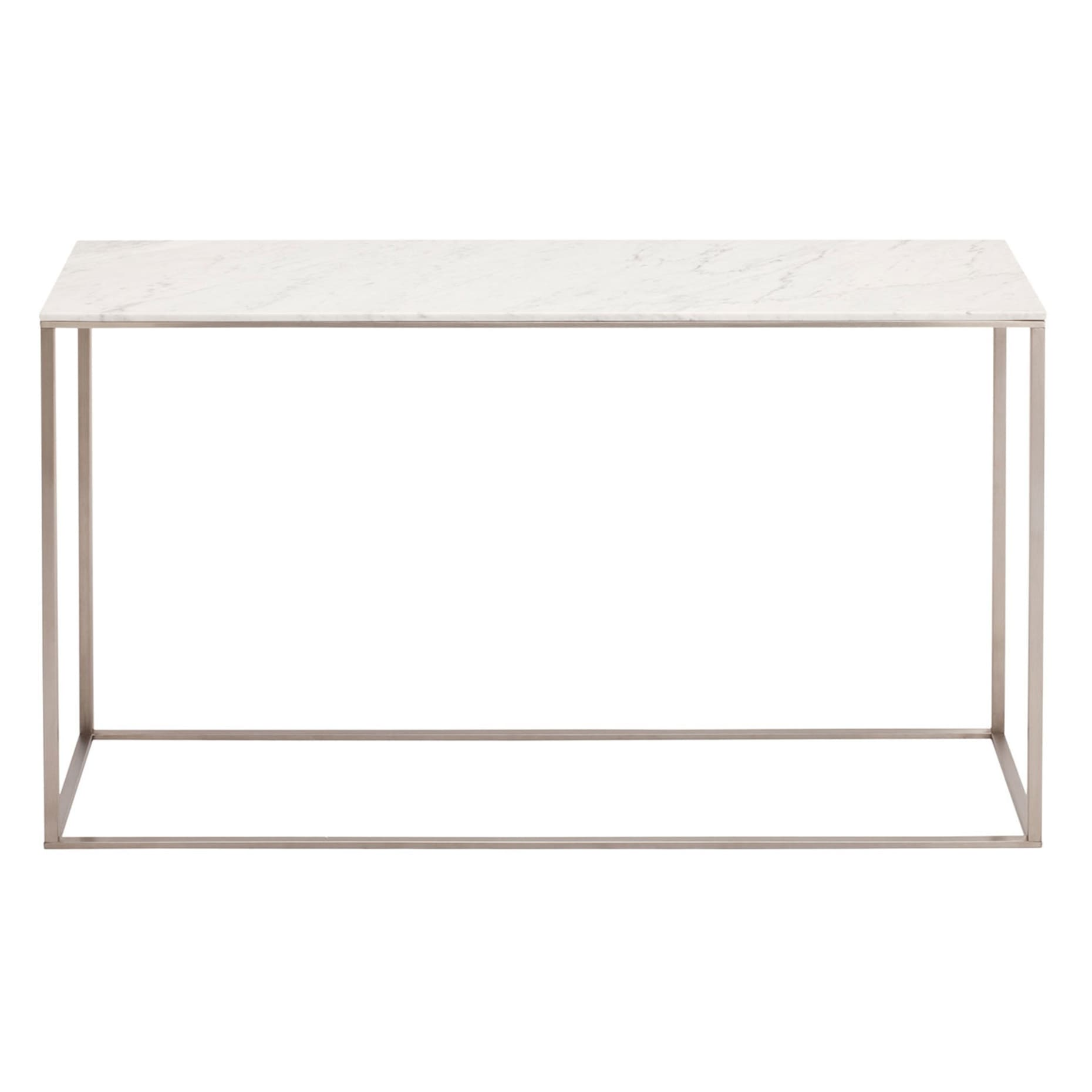 minimalista console table marble 1