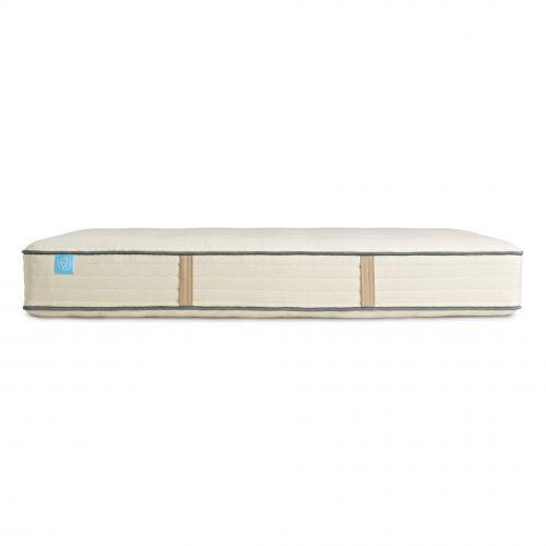 natural mattress front 1