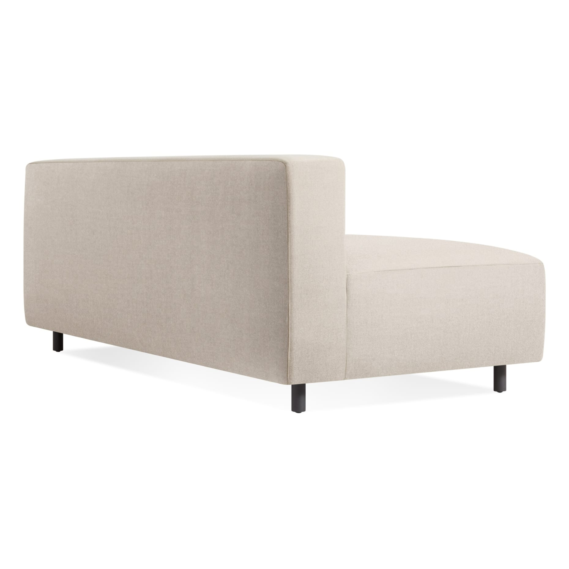 ny1 narmsf ln 34backlow 9 yard armless sofa sunbrella linen