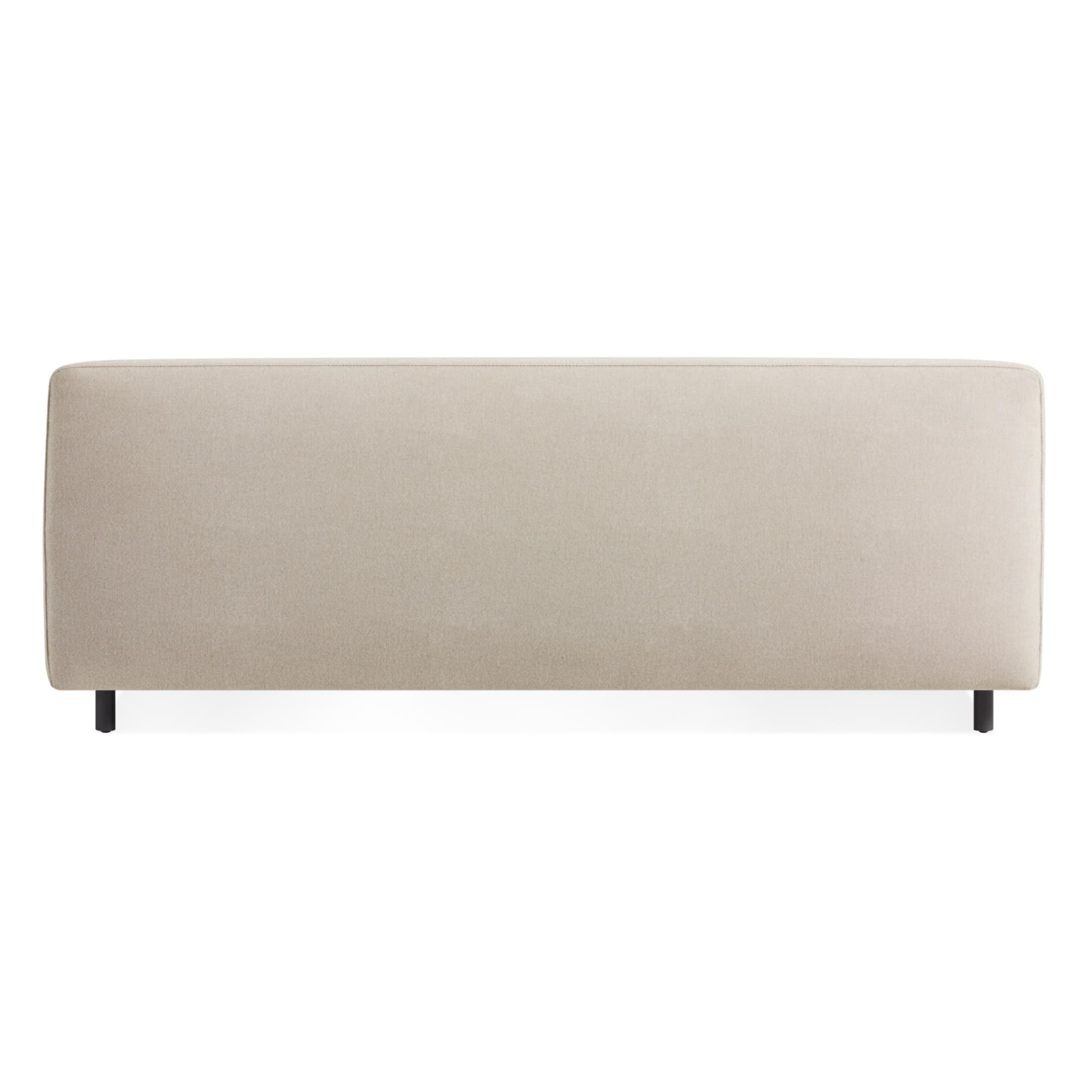 ny1 narmsf ln backlow 9 yard armless sofa sunbrella linen