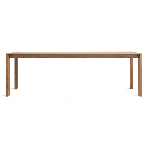 sb1 extble wl with leaf second best extension table walnut