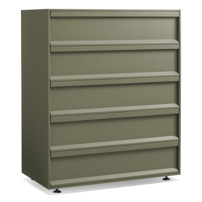 sc1 5drawr gg 34 superchoice 5 drawer dresser grey green