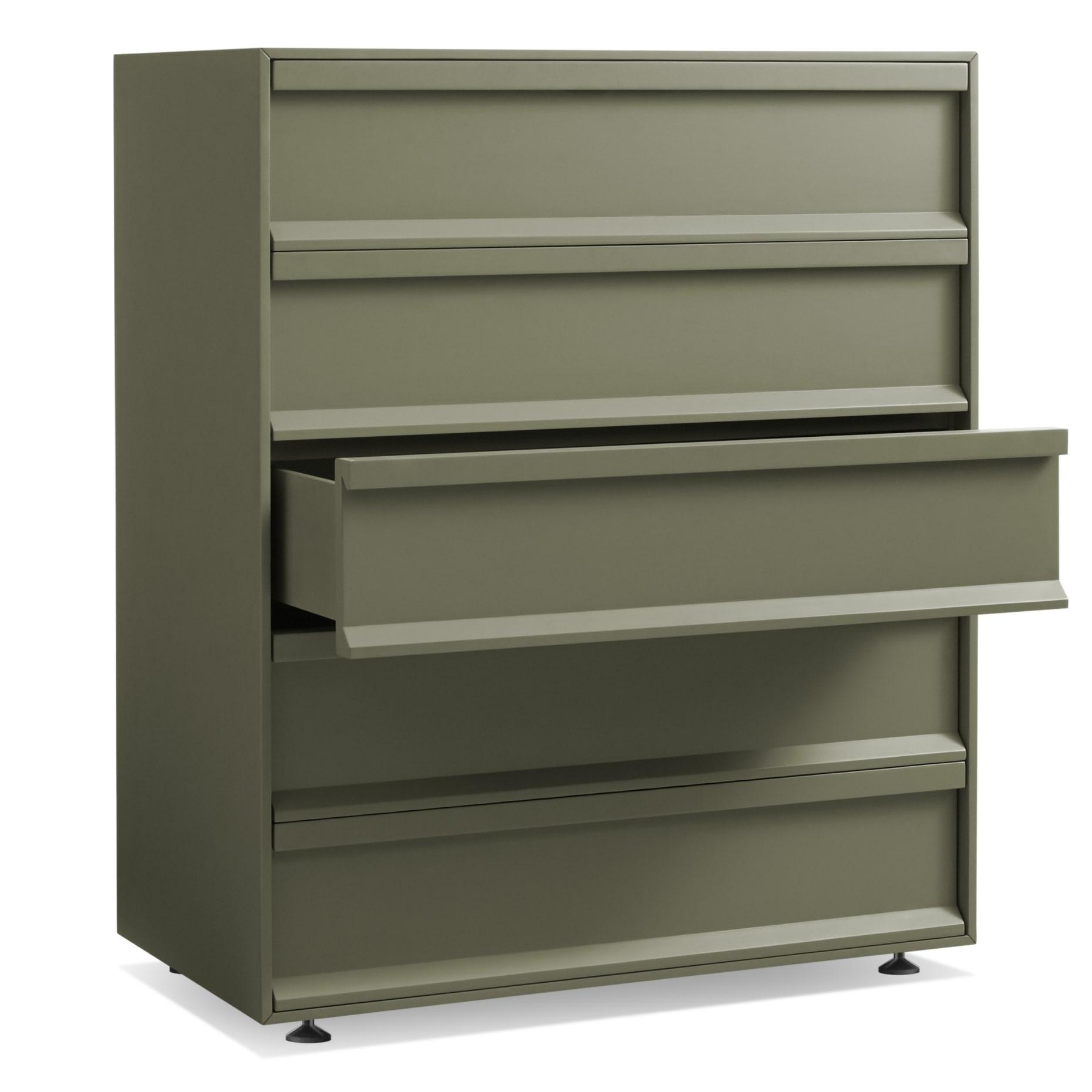 sc1 5drawr gg 34open superchoice 5 drawer dresser grey green