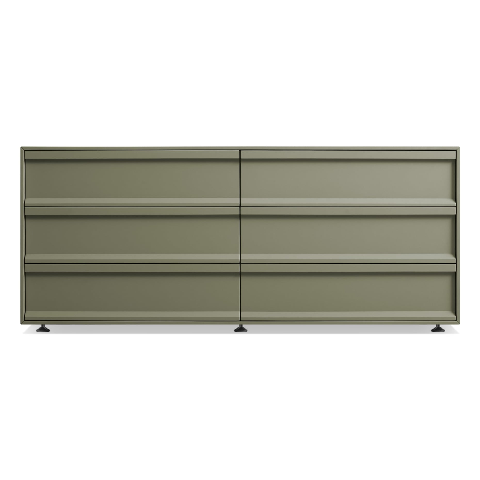 sc1 6drawr gg superchoice 6 drawer dresser grey green