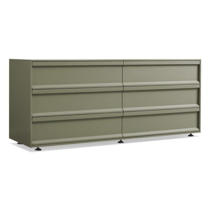 sc1 6drawr gg 34 superchoice 6 drawer dresser grey green