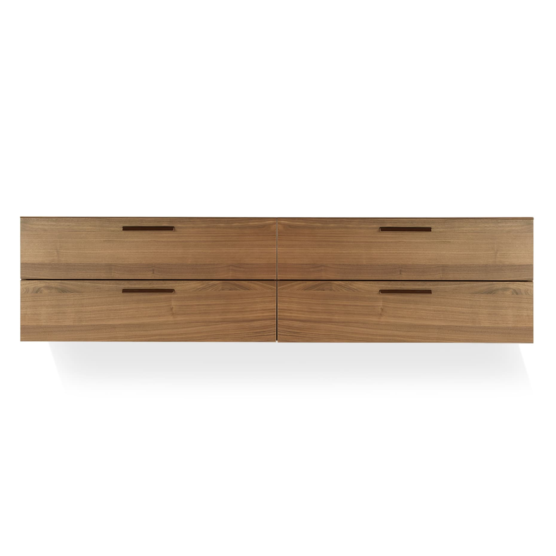 shale 2 door 2 drawer dresser walnut wall 2 1 1