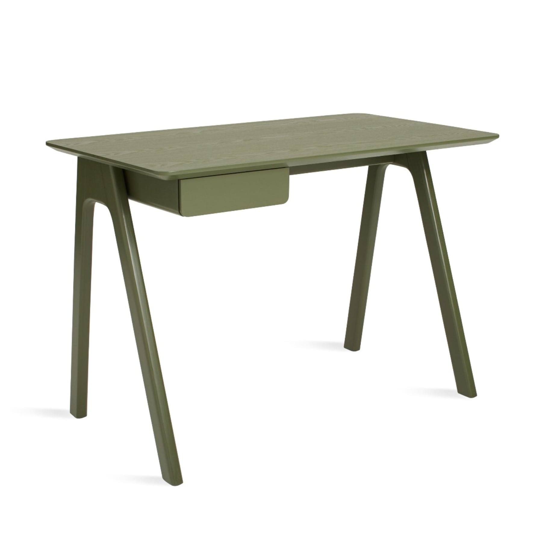 ss1 smdesk ol 34high stash desk olive 1