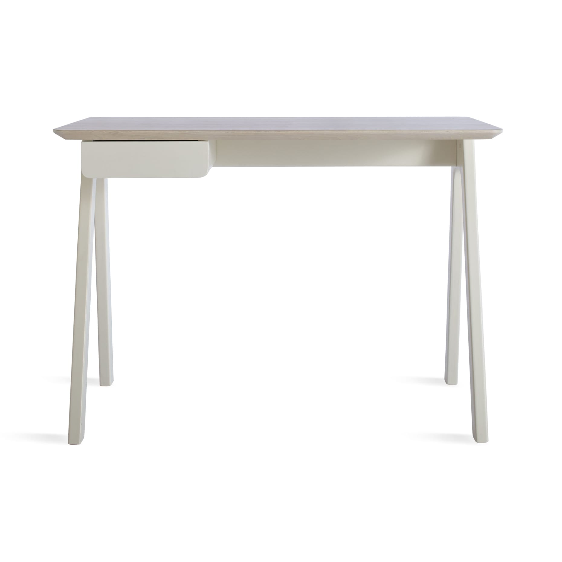ss1 smdesk wh stash desk white