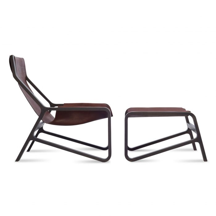 tr1 lchair sk ottoside toro lounge chair chocolate smoke