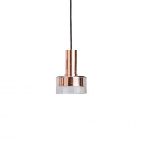 trace 2 modern pendant copper 1 3