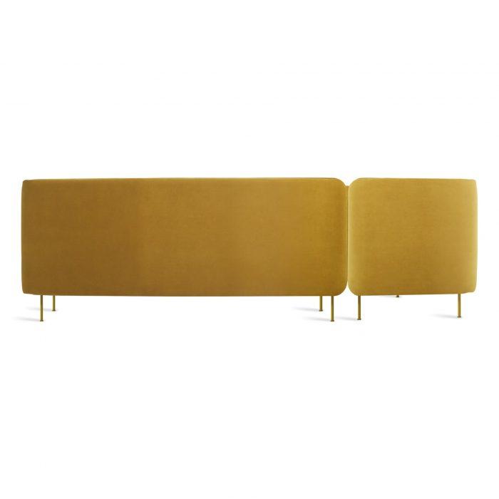 bl1 larmch oc back bloke sofa left chaise ochre velvet