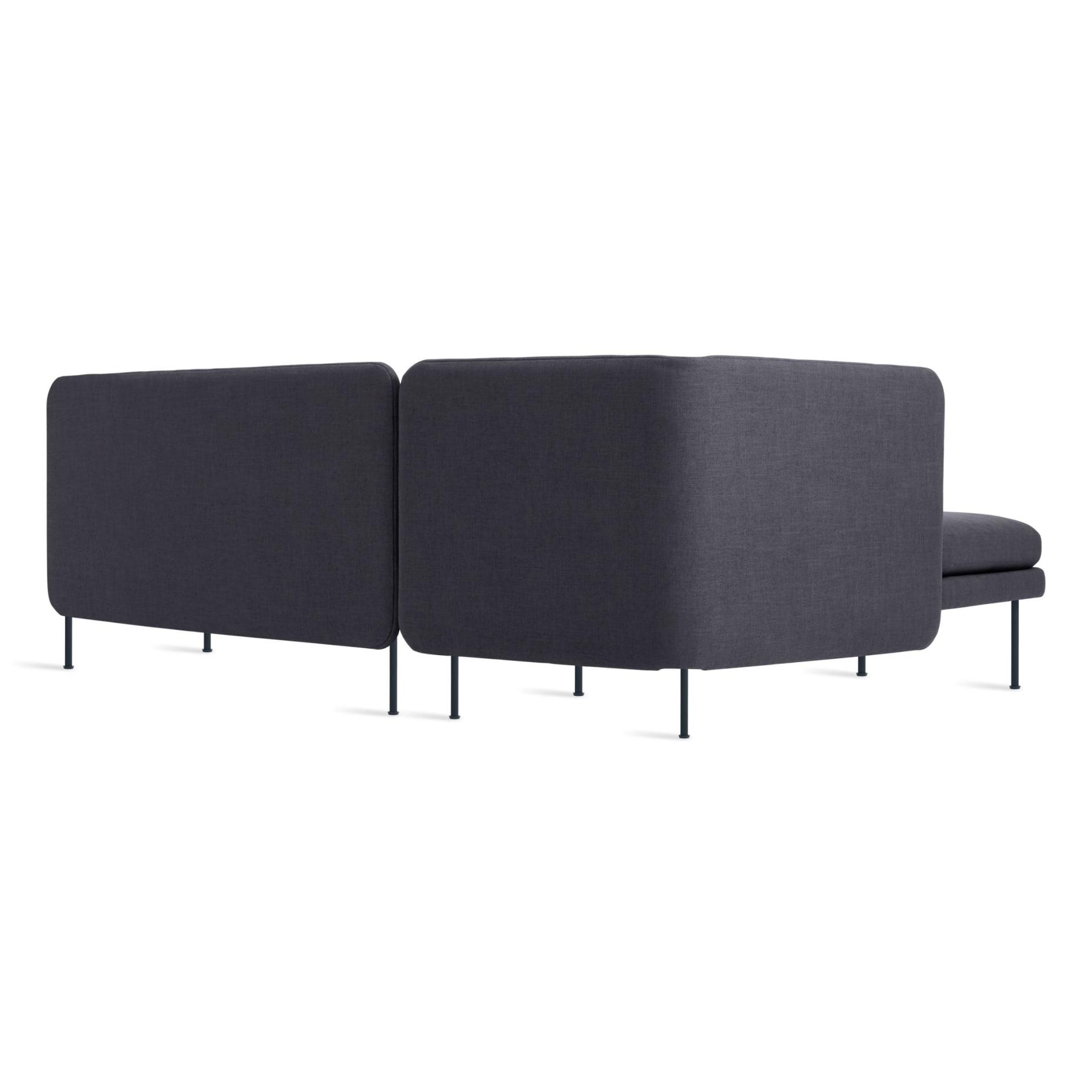 bl1 lchnam bl back34 bloke armless sofa w left chaise rostenkowski blue