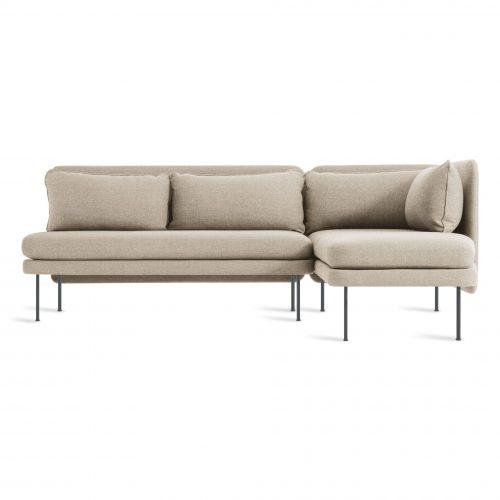 bl1 rchnam st bloke armless sofa w right chaise tait stone