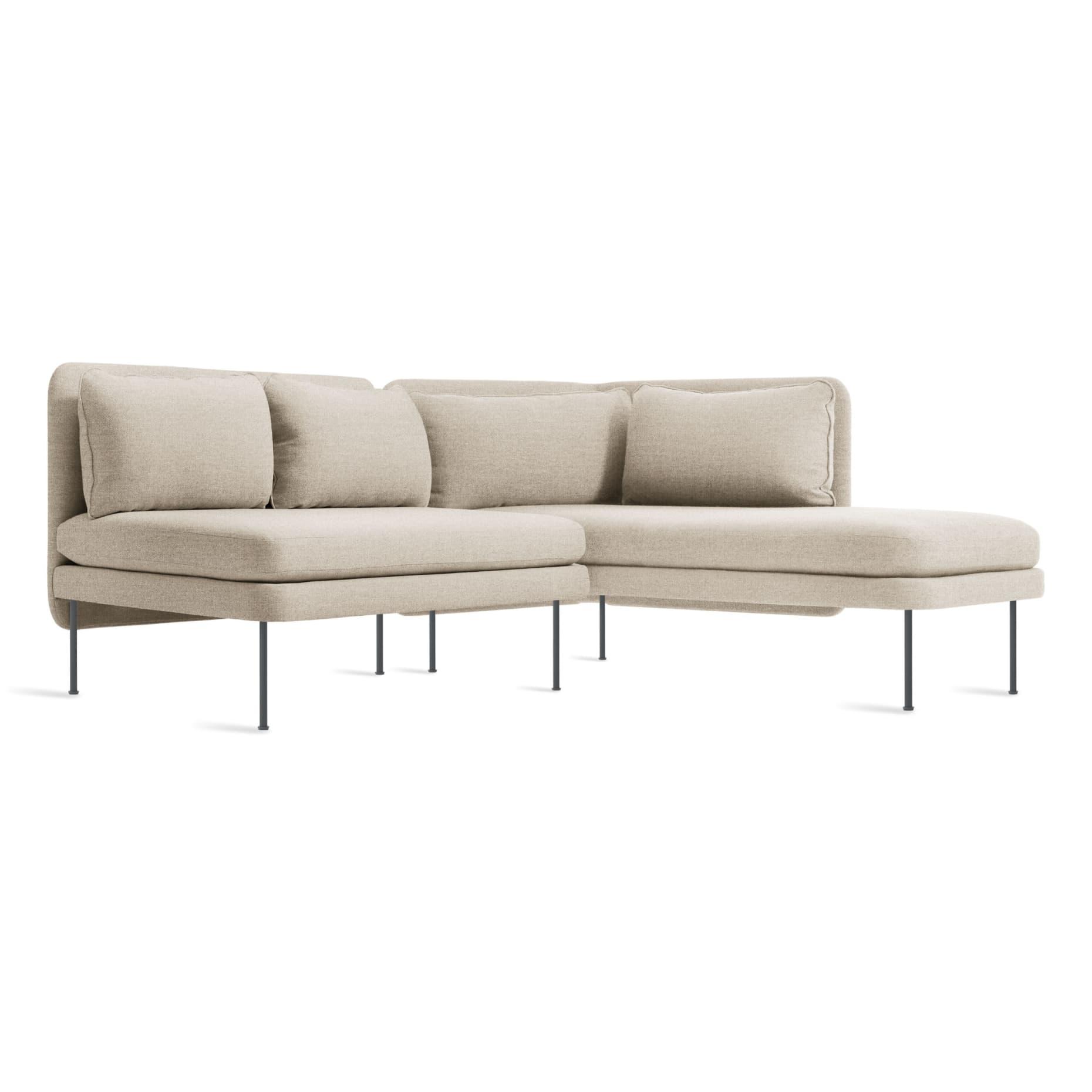 bl1 rchnam st 34 bloke armless sofa w right chaise tait stone
