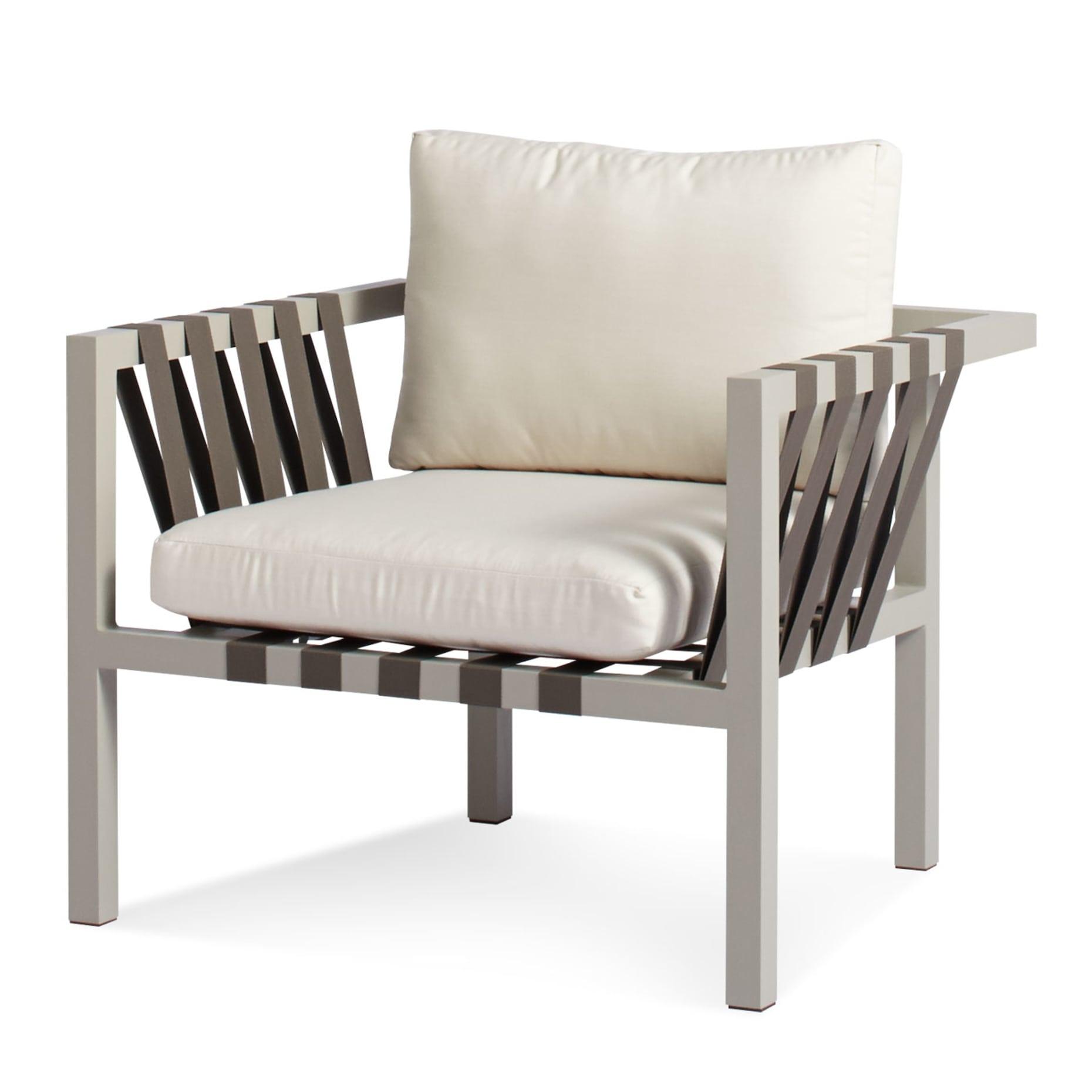 jibe modern outdoor lounge chair