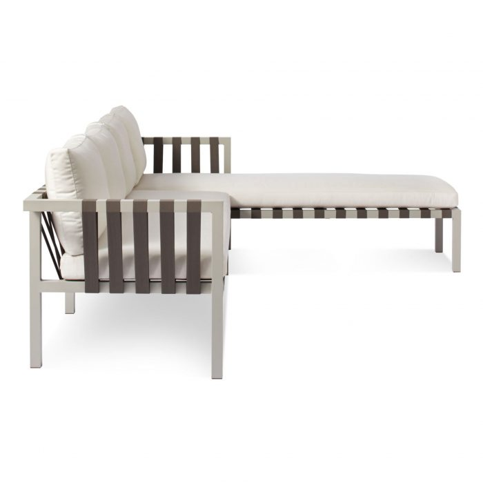 jibe modern outdoor sectional sofa right side