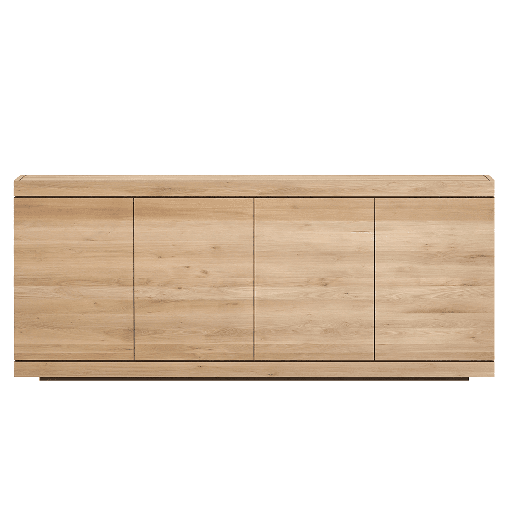 oak 4 door