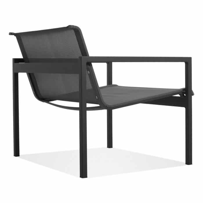sk1 lngchr cb back34 skiff lounge chair carbon