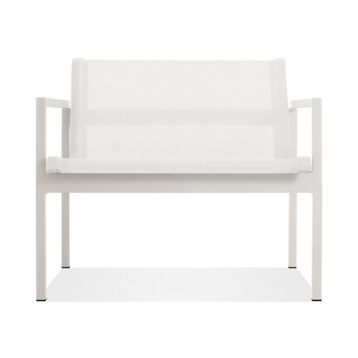 sk1 lngchr wh skiff lounge chair white