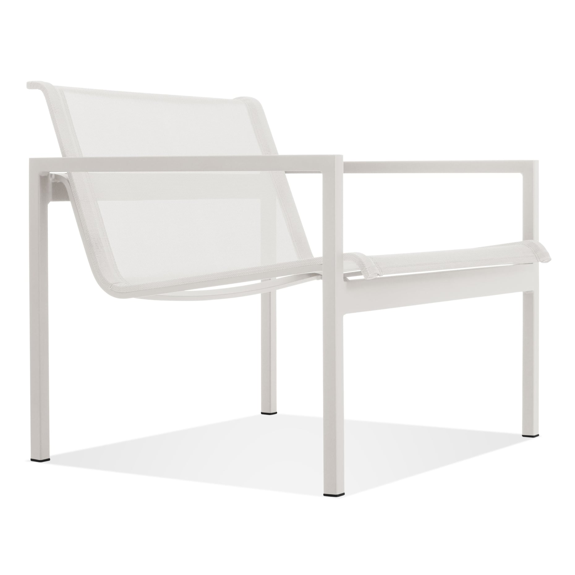 sk1 lngchr wh 34 skiff lounge chair white