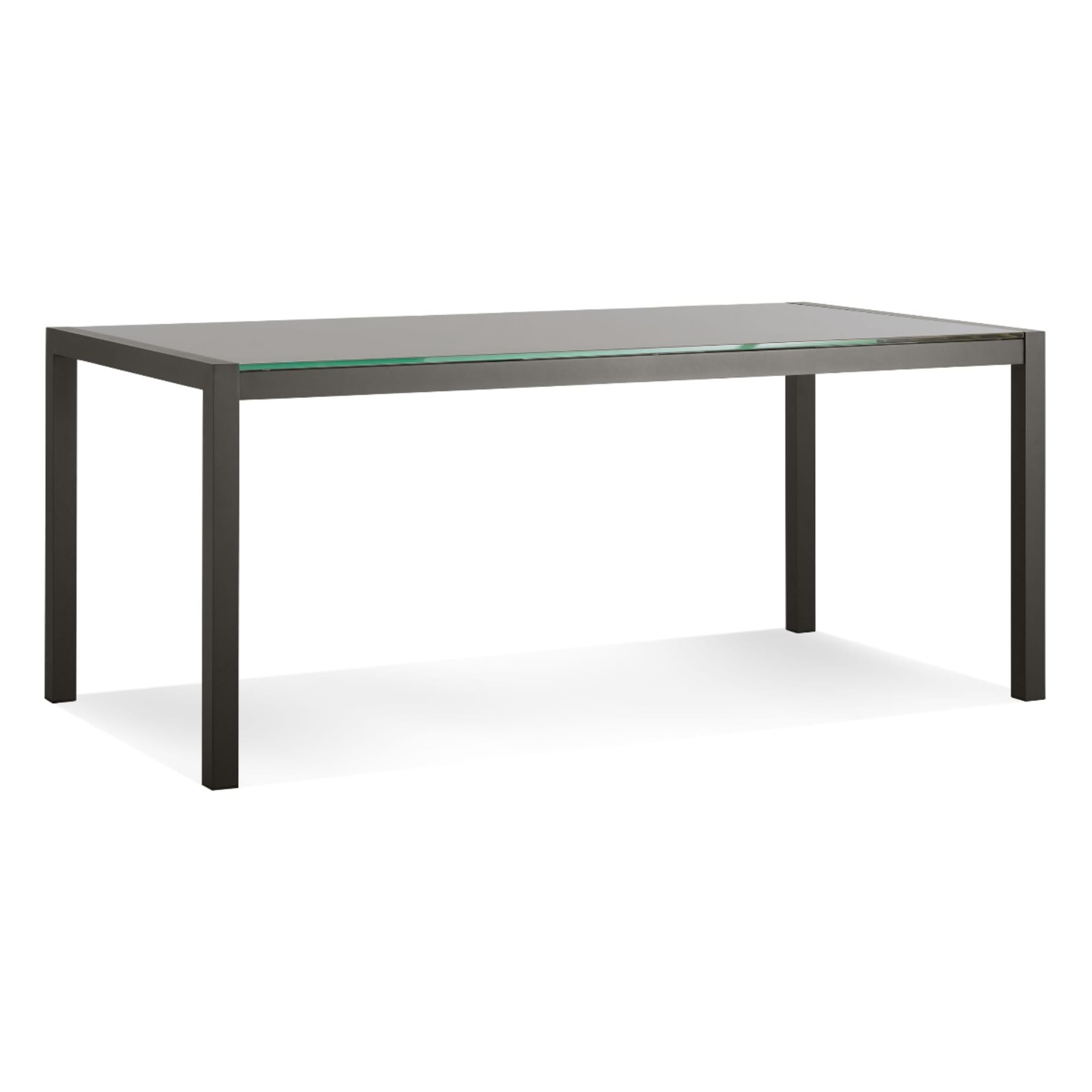 sk1 rctblec cb 34 skiff rectangular outdoor table carbon 1