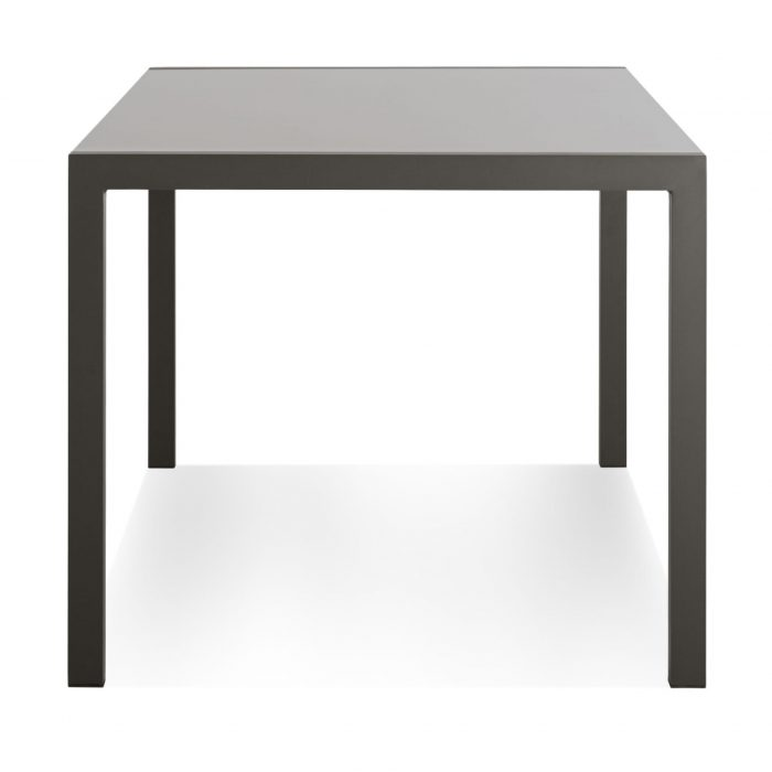 sk1 rctblec cb 34 end skiff rectangular outdoor table carbon 1