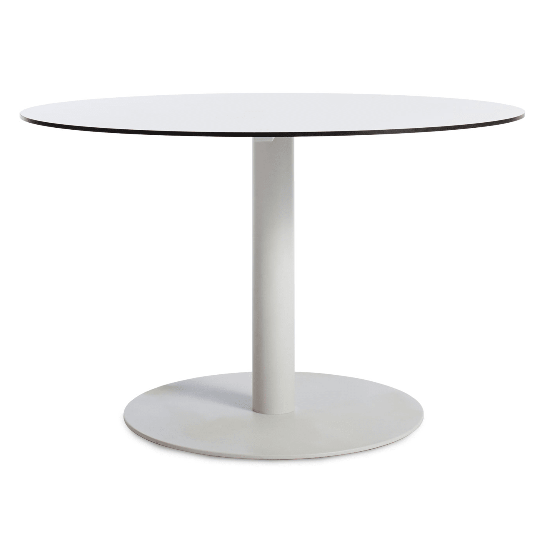 skiff outdoor modern cafe table large