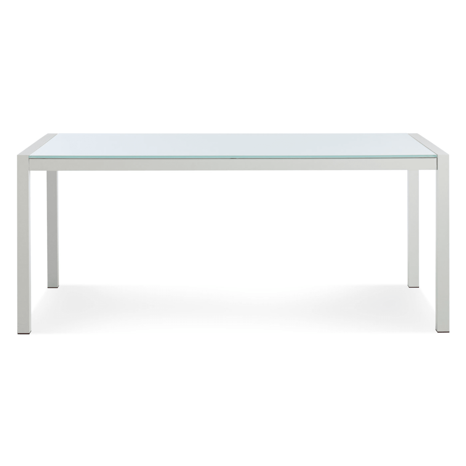 skiff outdoor modern table glass 1