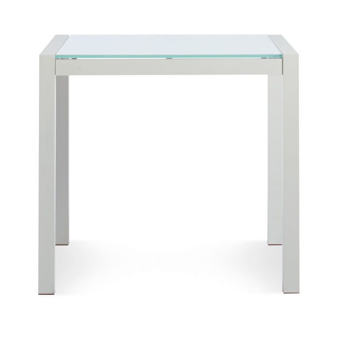 skiff outdoor modern table side