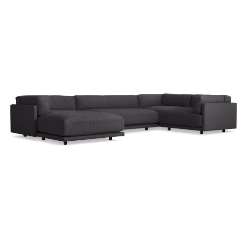 sn1 lacsec cl 34 frontlow sunday l sectional sofa left arm chaise makada charcoal 1