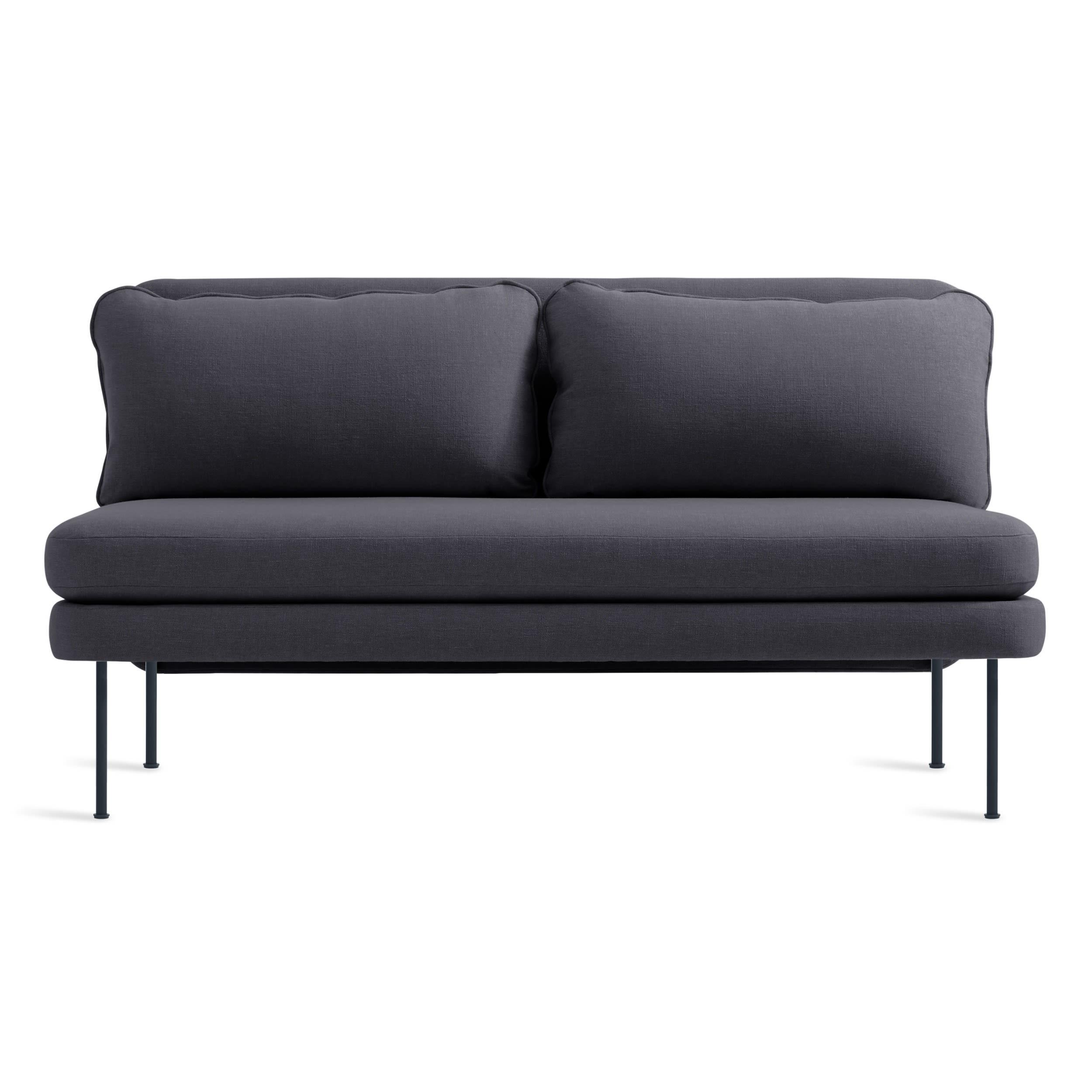 bl1 narmsf bl bloke armless sofa rostenkowski blue