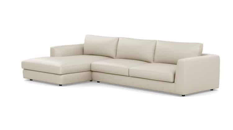 Cello Loveseat Chaise29
